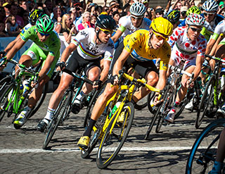 Le tour de france 2014 - the grand depart